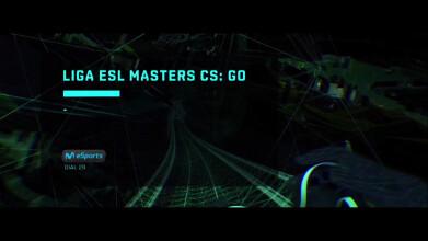 Comienza la Liga Counter-Strike