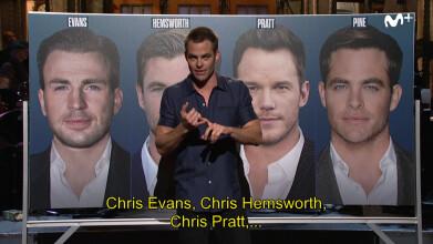 Saturday Night Live T42 - Chris Pine