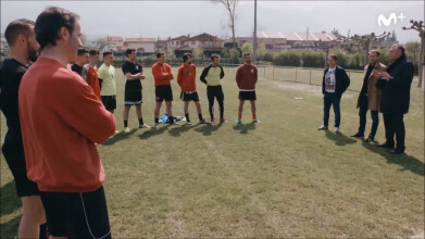 CAOS FC. T2. Menés. Presentación Mendieta