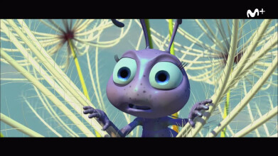 Movistar Disney·Pixar: Bichos