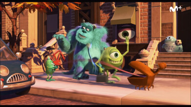 Movistar Disney·Pixar: Monstruos S. A.