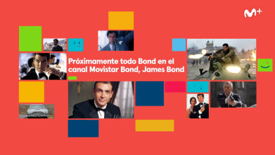 Próximamente Movistar James Bond