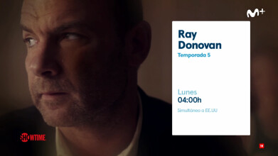 Ray Donovan T5 - Estreno en Movistar Series Xtra