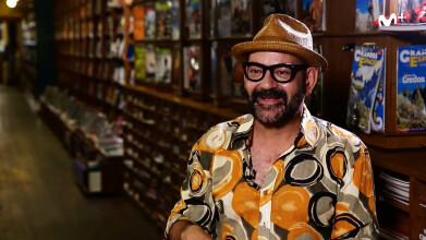 Tadeo Jones 2: José Corbacho sobre su personaje
