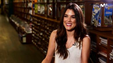 Tadeo Jones 2: Adriana Ugarte sobre Tiffany