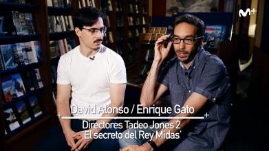 Tadeo Jones 2: Entrevista a Enrique Gato y David Alonso