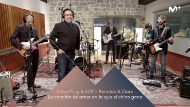 Menú Stereo T9 - Miqui Puig y Renaldo & Clara