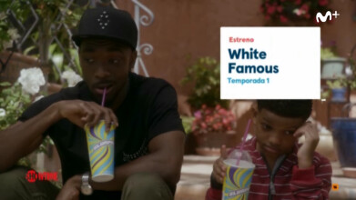 White Famous, estreno en Movistar Series