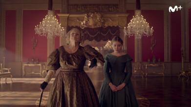 Victoria. La duquesa de Buccleuch