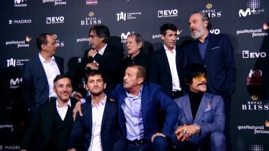 Oro: Premiere en Madrid Première Week