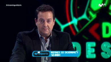 Antoni Daimiel se apunta al #streamingsolidario a favor de @juegaterapia