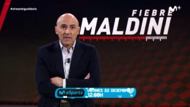 Maldini te recuerda que tienes una cita con el #streamingsolidario en favor de @juegaterapia