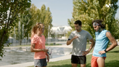 Los poderes extraordinarios del cuerpo humano: Running | #0