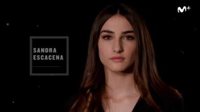 En primer plano: Sandra Escacena