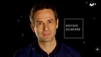 En primer plano: Gustavo Salmerón
