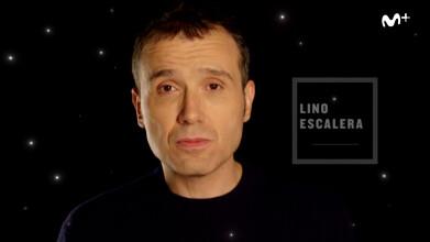En primer plano: Lino Escalera