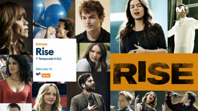 Rise, estreno exclusivo en Movistar+
