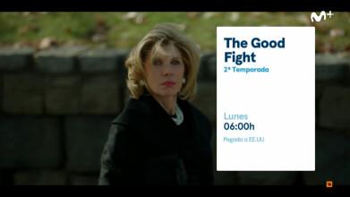 The Good Fight T2, en Movistar Series