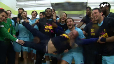 Barça, campeón de la Liga ASOBAL