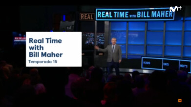 Real Time with Bill Maher, en Movistar Series