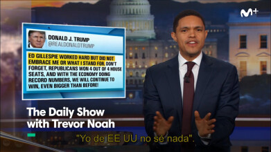 The Daily Show - Donald Trump