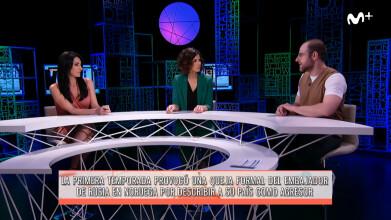 Pool Fiction 26: Isabel y Alberto hablan sobre 'Occupied'