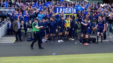 Leinster, finalista de la Champions Cup