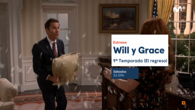 'Will y Grace', en Movistar Series