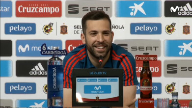 Jordi Alba pide paciencia