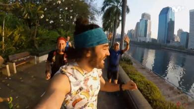 Maraton Man: Corriendo por Bangkok | #0