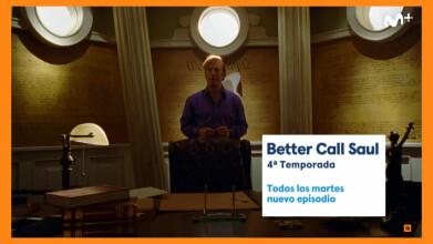 Better Call Saul T4, en Movistar Series