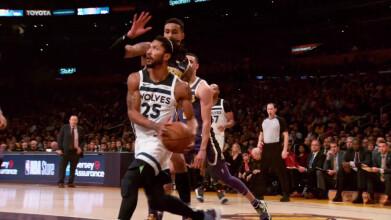 #NBASundays: WOLVES-LAKERS