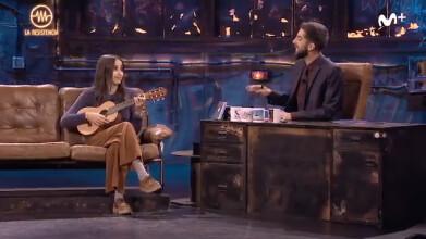 La Resistencia: La entrevista cantada de Zahara | #0