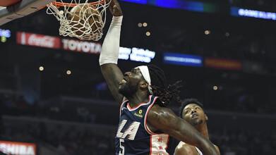 Los Clippers derrotan a los Kings