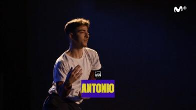 Fama A Bailar: Antonio | #0
