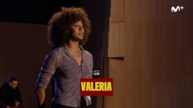 Fama A Bailar: Valeria | #0