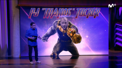 PJ ' Thanos' Tucker