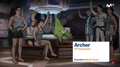 Archer - 10ª temporada