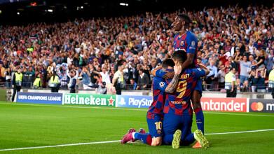Y volvió Messi