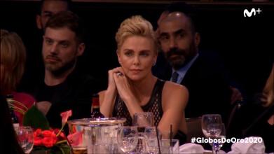 Globos de Oro 2020: Charlize Theron