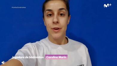 Juntas construimos: Carolina Marín