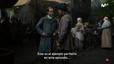 Outlander T5 - Dentro del episodio 4: 'Nuestras compañías'