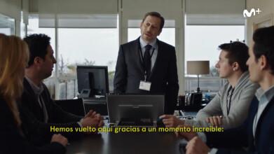 Oficina de infiltrados - Entrevista a Alex Berger