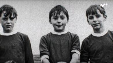Michael Robinson, good, better, best: La infancia