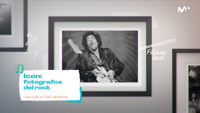 MOVISTAR FEST: ICON: FOTÓGRAFOS DEL ROCK